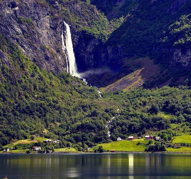 fjords05 Самые красивые фьорды Норвегии