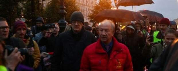 КПРФ провела митинг против результатов выборов