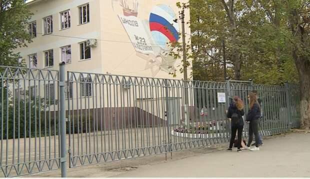 В школах Севастополя усилят меры безопасности после теракта в одной из школ Казани