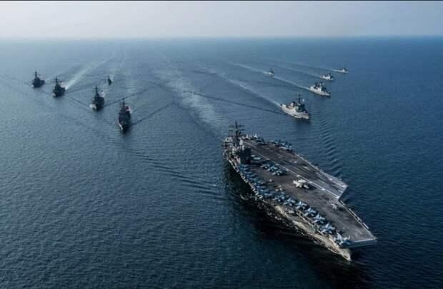 АУГ ВМС США нечего противопоставить гиперзвуковому оружию