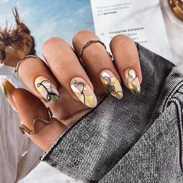 Маникюр лето 2021: трендовые новинки модного дизайна ногтей. Часть 2
