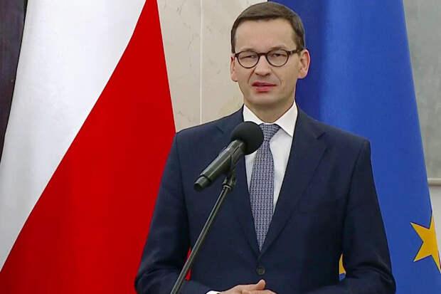 В Польше предложили провести чрезвычайный саммит ЕС по Белоруссии