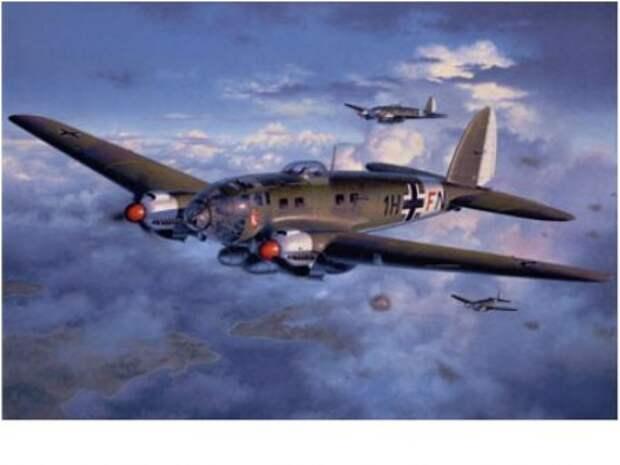 Полтавский Пирл-Харбор. Налет немецкой авиации 21 июня 1944 года на полтавский аэродром