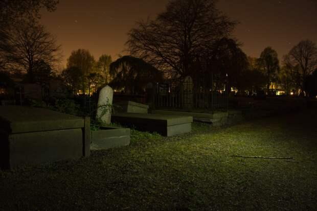 Ничего святого… В Симферопольском районе парочка воровала оградки с сельских кладбищ