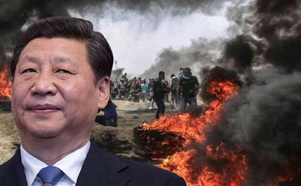 Soha рассказало о вероятной тайной роли Китая в конфликте в Газе