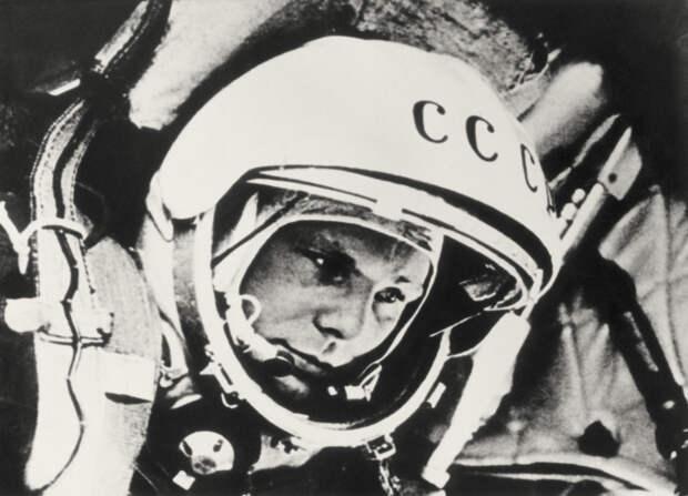 О каких подробностях первого полета Гагарина в космос умолчала советская пресса