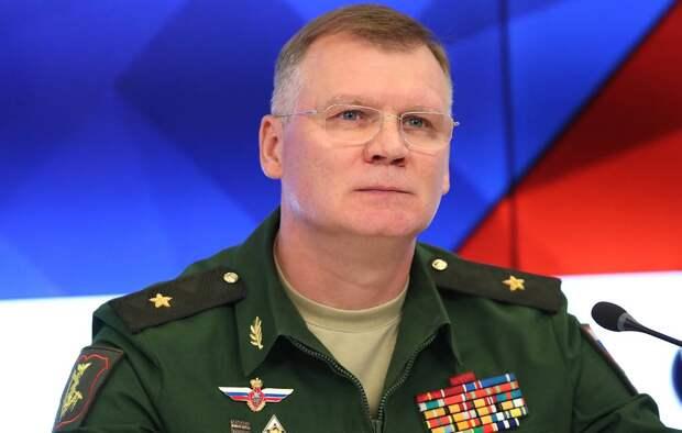 Генерал-майор Игорь Конашенков: вакцинацию от Covid прошли более 10 тысяч военнослужащих