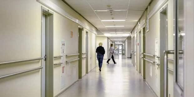 Все заболевшие коронавирусом получают медпомощь. Фото: mos.ru