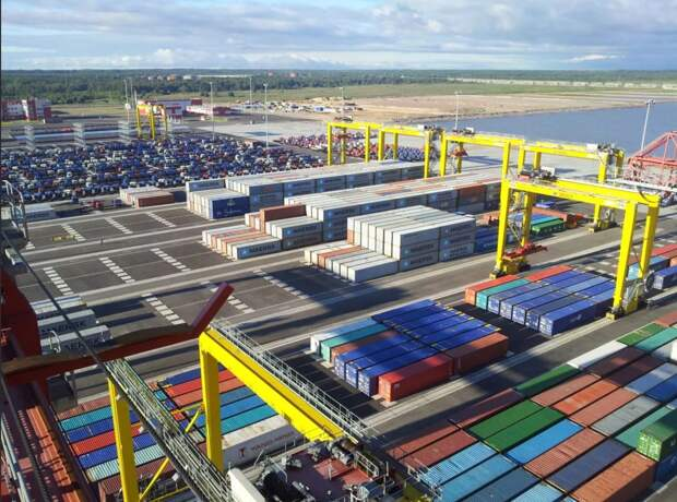 Россия с нуля строит крупнейший порт в мире и меняет глобальную логистику!