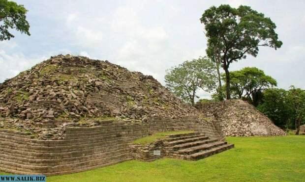 Руины Лабаантуна.