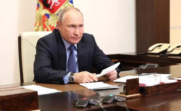 Путин не исключил вступления Украины в НАТО