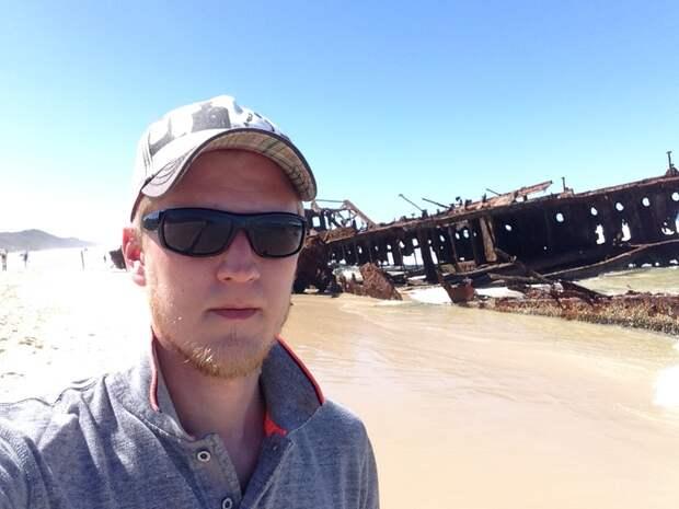 Парень побывал вАвстралии и… признался, что это было ужасно! Фото прилагаются