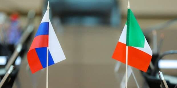 Посла России вызвали в МИД Италии