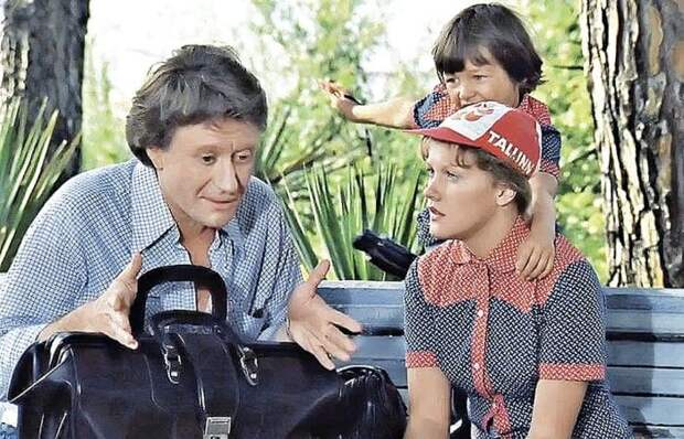 Кадр из фильма *Будьте моим мужем*, 1981   Фото: kp.ru