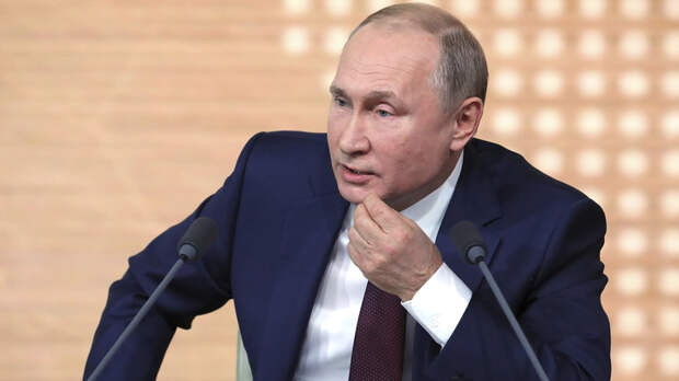 """""""Собирались с мыслями - и год упущен"""": Путин потребовал от чиновников не дискредитировать идею нацпроектов"""