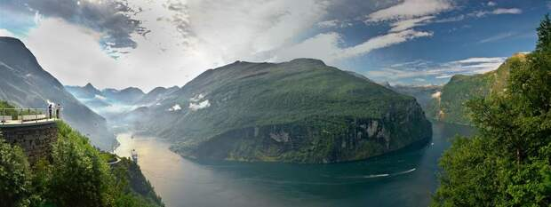 fjords30 Самые красивые фьорды Норвегии