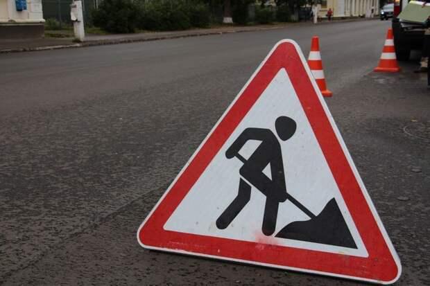 Ремонт участка ижевской объездной дороги начнётся с 10 мая