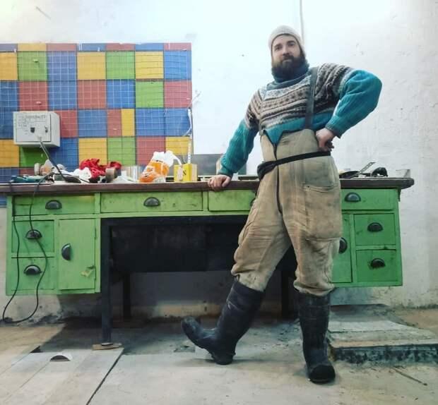 На Осташковской пройдет мастер-класс по художественной ковке
