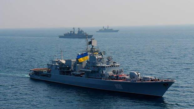 Sohu: Россия внезапным ходом отправила ВМС Украины в «отпуск» на полгода