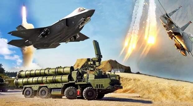 Как совместные испытания С-400 и F-16 заставили изрядно понервничать Конгресс США