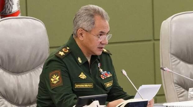 Шойгу жестко ответил желающим управлять Вооруженными силами РФ