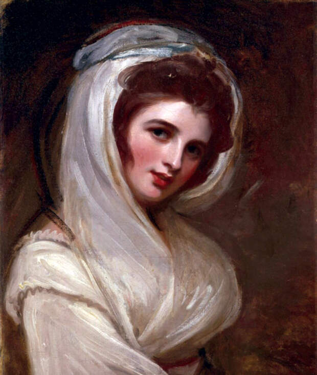 Эмма Гамильтон: Прекрасная леди адмирала Нельсона