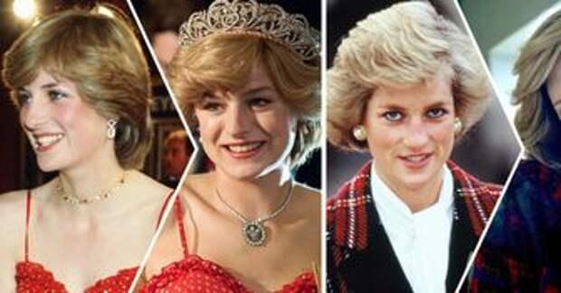 12 актрис, которые взяли на себя смелость воплотить образ блистательной принцессы Дианы в кино