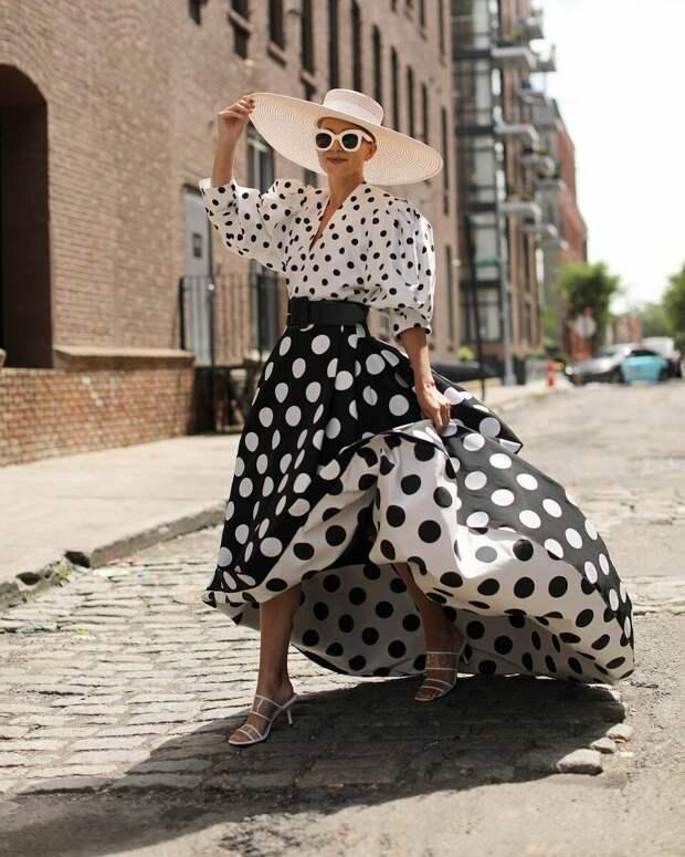 Нью-лук стиль 2021: превосходные и женственные образы для роскошной леди