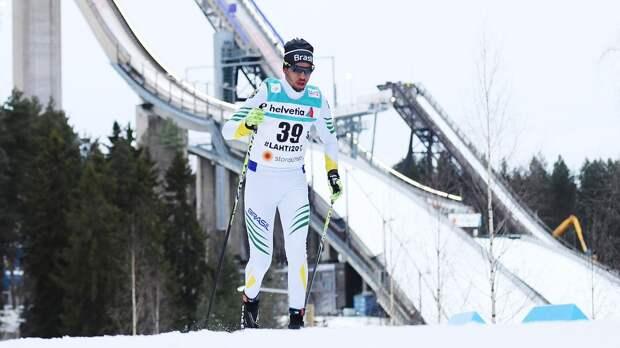 Экзотика на ЧМ по лыжам: фото