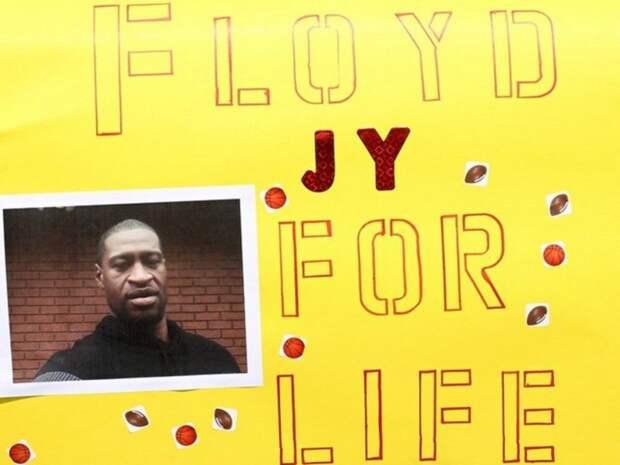 Суд над участвовавшими в задержании Флойда бывшими полицейскими начнется в США в марте 2022 года