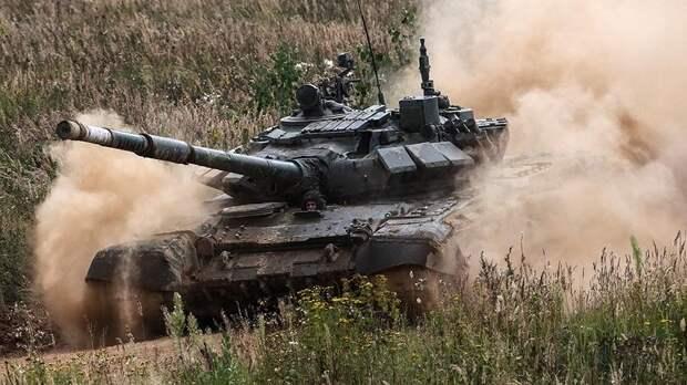 Американские военные отработали уничтожение российских танков Т-72
