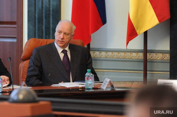 Бастрыкин заявил о проблемах с проверкой газового оборудования в стране. ВИДЕО