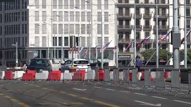 Журналистам кремлевского пула не дали посмотреть матч со сборной РФ на саммите в Женеве