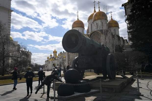 Российская Царь-пушка возглавила десятку орудий-рекордсменов