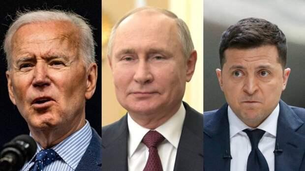 «Главред» объяснил, почему встреча Путина и Байдена стала «страшным сном» для Украины