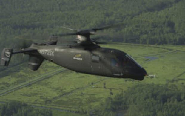 NI: в России создают малозаметный вертолетно-реактивный гибрид «Камов»