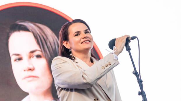 В Польше Тихановской дали понять, что лишит ее поддержки Варшавы и направит в Москву