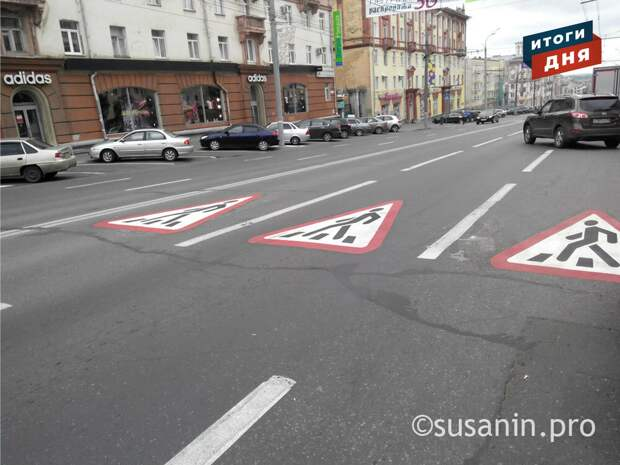 Итоги дня: слухи о запрете продажи алкоголя на «майские» в Удмуртии и нанесение разметки на дорогах Ижевска