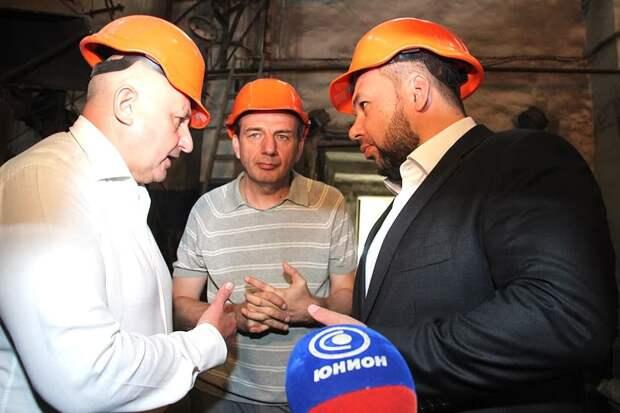 В ДНР после простоя с начала боевых действий запустили мощное производство