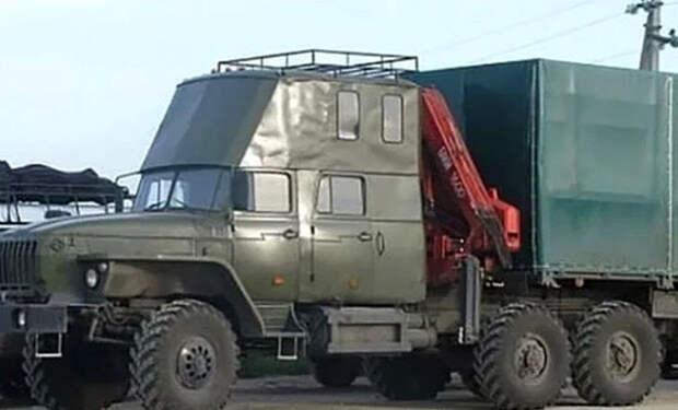 Самодельные грузовики советских дальнобойщиков: как дорабатывали Колхиды, Кразы и Зилы