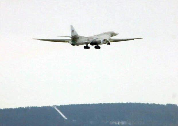 Модернизированный Ту-160М совершил первый полет