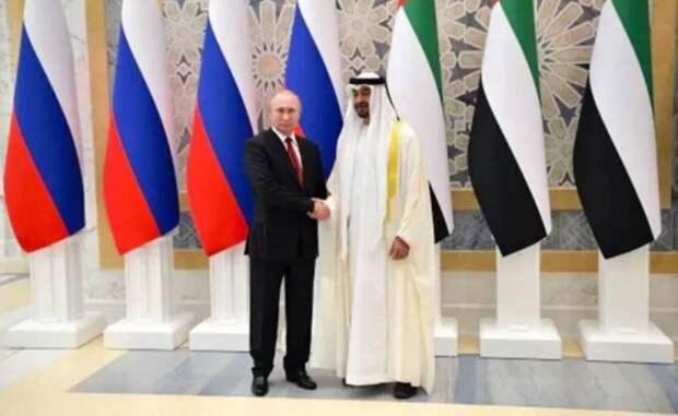 Почему в арабских странах уважают и любят Путина. Мини-интервью с местным жителем Марокко о президенте России