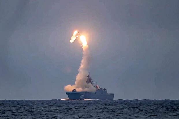 Россия испытала гиперзвуковую ракету «Циркон» в Белом море