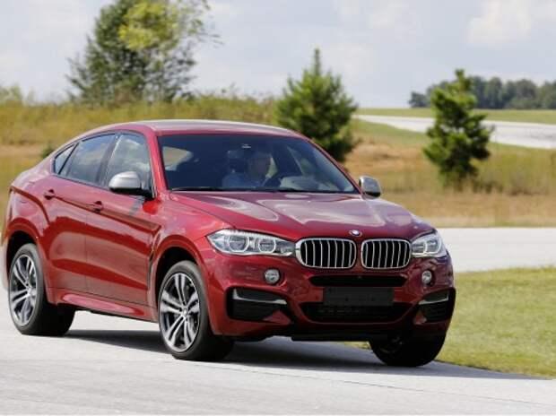 Оператив ЗР: BMW X6 — быстрее, выше, сильнее