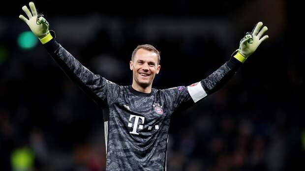 «Бавария» первой из европейских клубов гарантировала себе участие в Лиге чемпионов в сезоне-2021/22