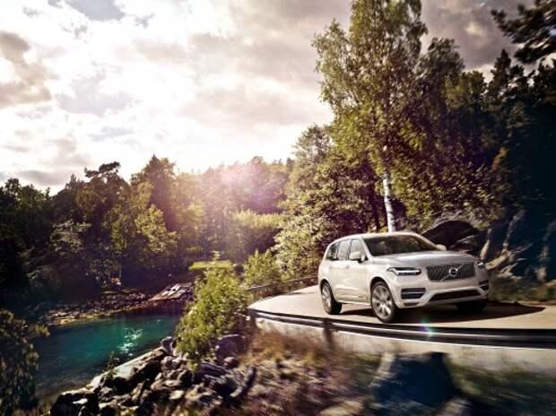 Покупатели из России будут в числе первых владельцев нового Volvo XC90