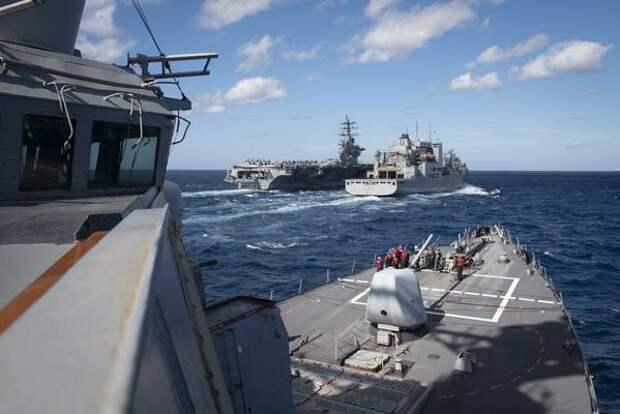 США пригрозили ударом по России в случае войны на Украине - Sohu