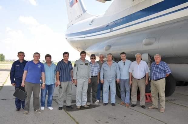 Летчики-испытатели ОАО «Ил» приняли участие в испытаниях перспективных образцов боевой техники воздушно-десантных войск