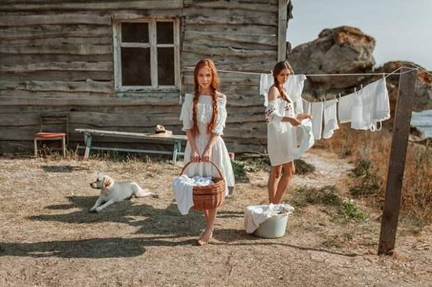 Как в Имперской России бояре относились к красивым крепостным «девкам» и что они с ними делали ?