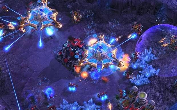 «Институт развития интернета» предложил включить видеоигры вроде StarCraft и Hearthstone в школьные факультативы